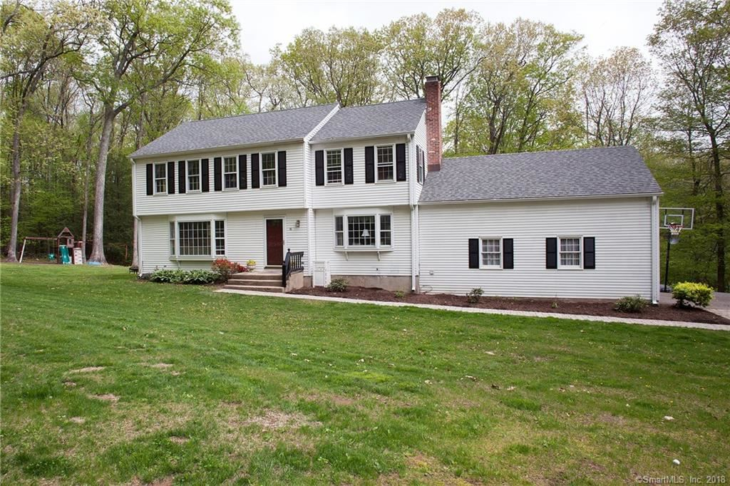 Photo for 36 Minister Brook Drive, Simsbury, CT 06089 (MLS # 170073273)
