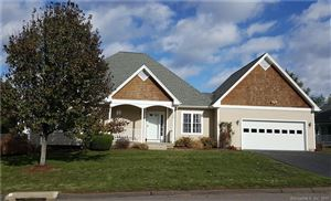 Photo of 138 Thistle Pond Drive #138, Bloomfield, CT 06002 (MLS # 170034274)