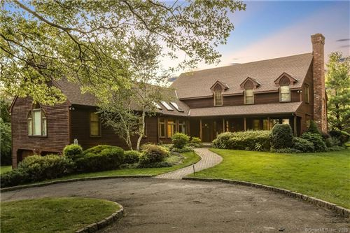 Photo of 150 Davenport Farm West Lane, Stamford, CT 06903 (MLS # 170284276)