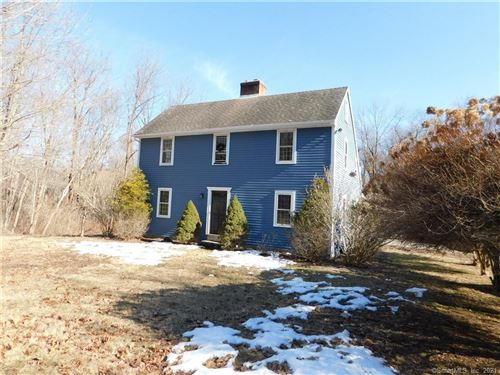Photo of 78 Kinney Road, Hebron, CT 06231 (MLS # 170378277)