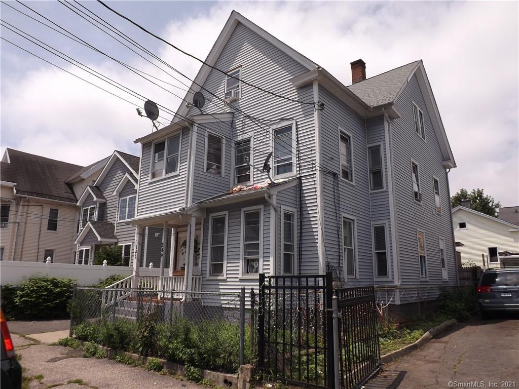 247 Olive Street, Bridgeport, CT 06604 - #: 170420277