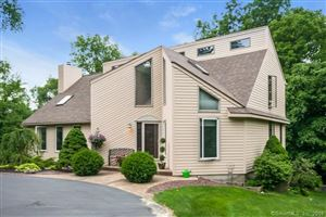 Photo of 29 Franklin Woods Drive, Somers, CT 06071 (MLS # 170096278)