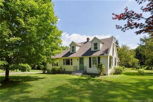 Photo of 435 Burrows Hill Road, Hebron, CT 06231 (MLS # 170321278)