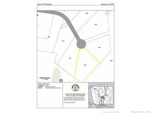 Photo of 0 Heritage Circle #9, Thompson, CT 06277 (MLS # 170095280)
