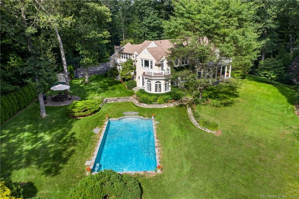 36 Butternut Hollow Road, Greenwich, CT 06830 - MLS#: 170268281