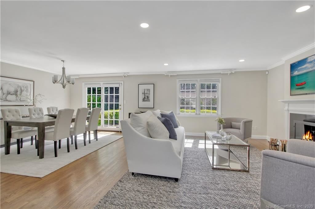 Photo of 123 Richmond Hill Road #7, New Canaan, CT 06840 (MLS # 170272281)