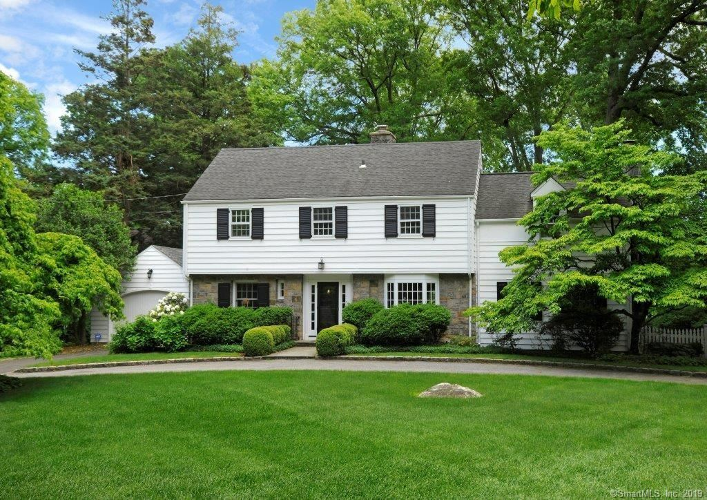 Photo for 19 Crescent Road, Greenwich, CT 06878 (MLS # 170155282)