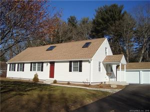 Photo of 55 Riverview Road, Mansfield, CT 06250 (MLS # 170024284)