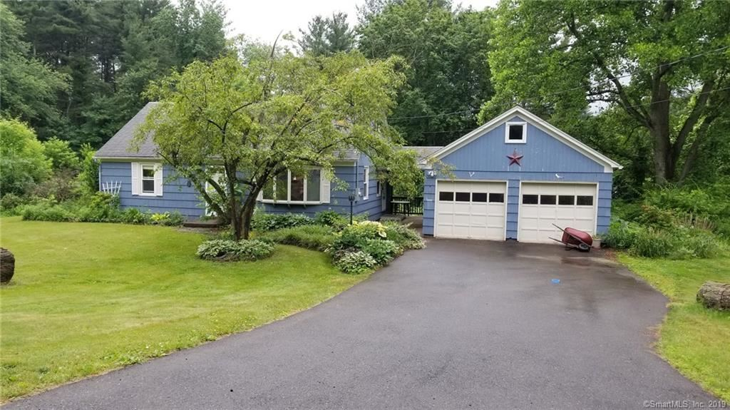 Photo for 197 Florida Road, Somers, CT 06071 (MLS # 170206285)