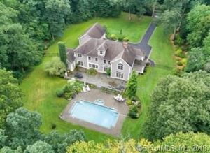 Photo of 635 Cheese Spring Road, New Canaan, CT 06840 (MLS # 170083290)