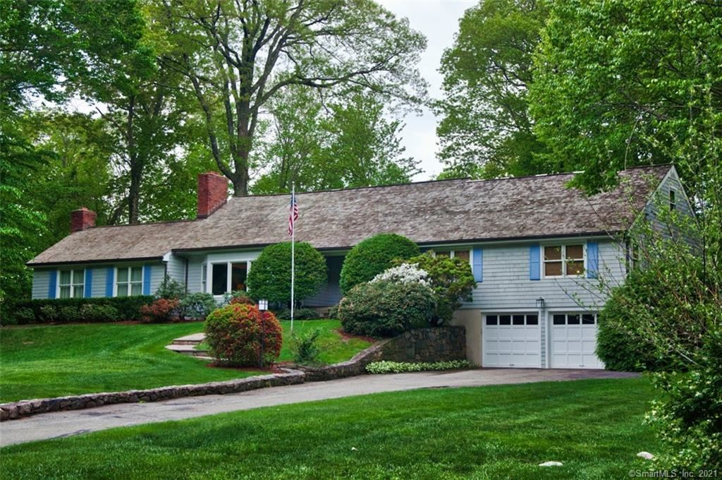 181 Parish Road, New Canaan, CT 06840 - MLS#: 170396290