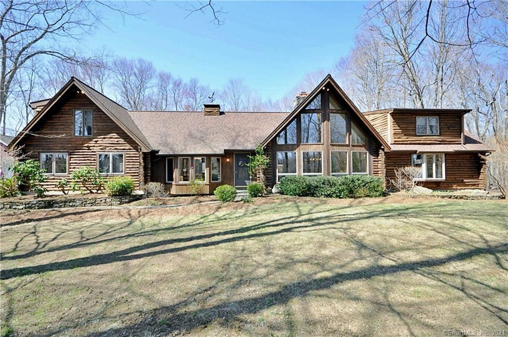 Photo of 635 Judd Road, Southbury, CT 06488 (MLS # 170389292)