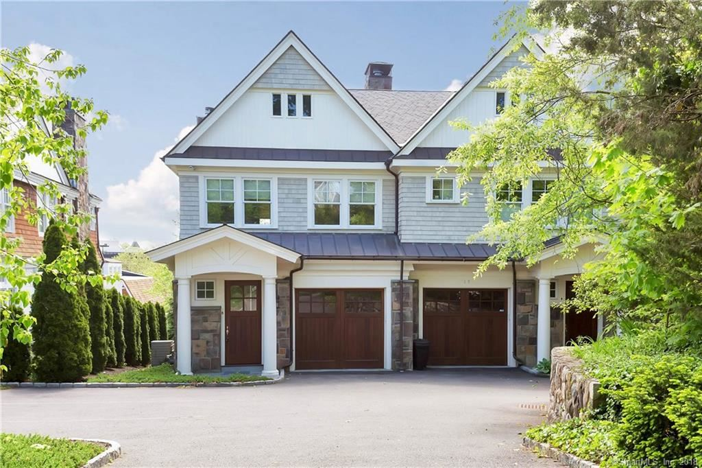 Photo for 19 Woodland Drive #B, Greenwich, CT 06830 (MLS # 170116299)