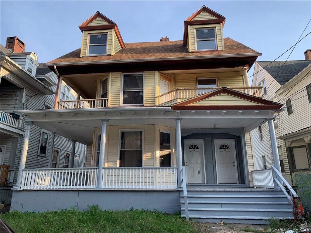 53 Fremont Street, Bridgeport, CT 06605 - MLS#: 170239299