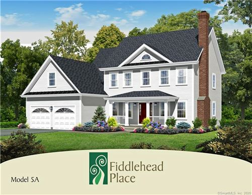 Photo of 14 Fiddlehead Place, Suffield, CT 06078 (MLS # 170344301)