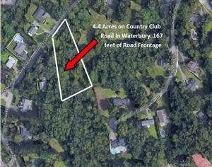 Photo of 1389688 Country Club Road, Waterbury, CT 06701 (MLS # 170039302)