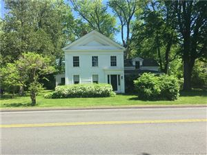 Photo of 175 South Main East Street, East Granby, CT 06026 (MLS # 170092302)