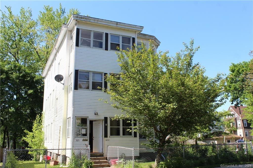 321 Capen Street, Hartford, CT 06112 - #: 170401302