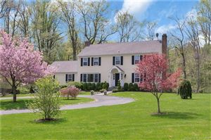 Photo of 106 Briscoe Road, New Canaan, CT 06840 (MLS # 170069303)