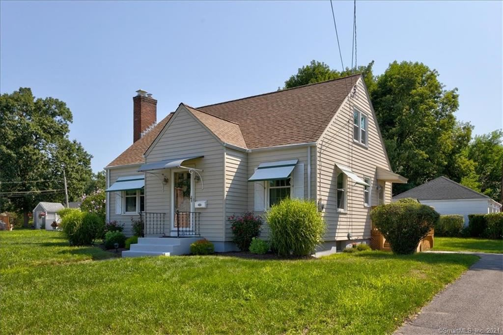 119 Campfield Road, Manchester, CT 06040 - #: 170420304