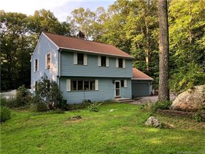 Photo of 185 Shoddy Mill Road, Andover, CT 06232 (MLS # 170111307)