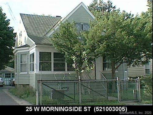 Photo of 25 Morningside West Street, Hartford, CT 06112 (MLS # 170298308)