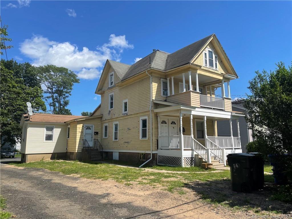 52 Gold Street, East Hartford, CT 06118 - #: 170429310