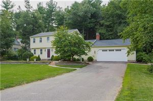 Photo of 26 Fawn Drive, Granby, CT 06035 (MLS # 170110311)