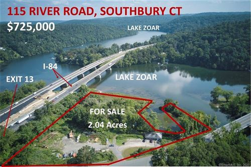 Photo of 115 River Road, Southbury, CT 06488 (MLS # 170323311)