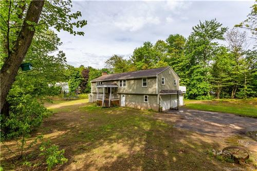 Photo of 40 Harmony Hill Road, Granby, CT 06035 (MLS # 170387311)