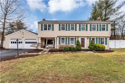 Photo of 5 Johnny Appleseed Drive, Newtown, CT 06482 (MLS # 170283313)