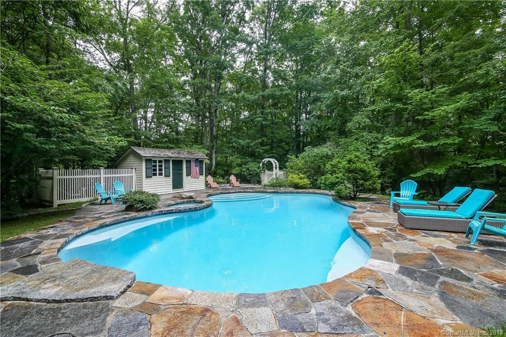 Photo for 269 Spring Water Lane, New Canaan, CT 06840 (MLS # 170043314)