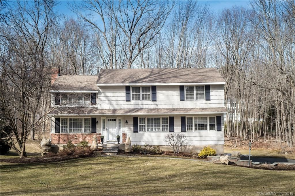 Photo for 180 Peaceable Street, Ridgefield, CT 06877 (MLS # 170052317)