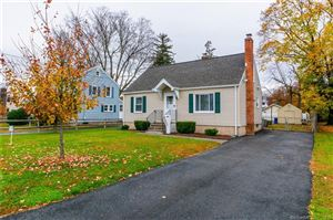 Photo of 27 Hobart Street, Meriden, CT 06451 (MLS # 170251319)