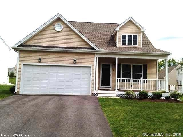 Photo for 41 Elizabeth Lane #41, Vernon, CT 06066 (MLS # 170067321)