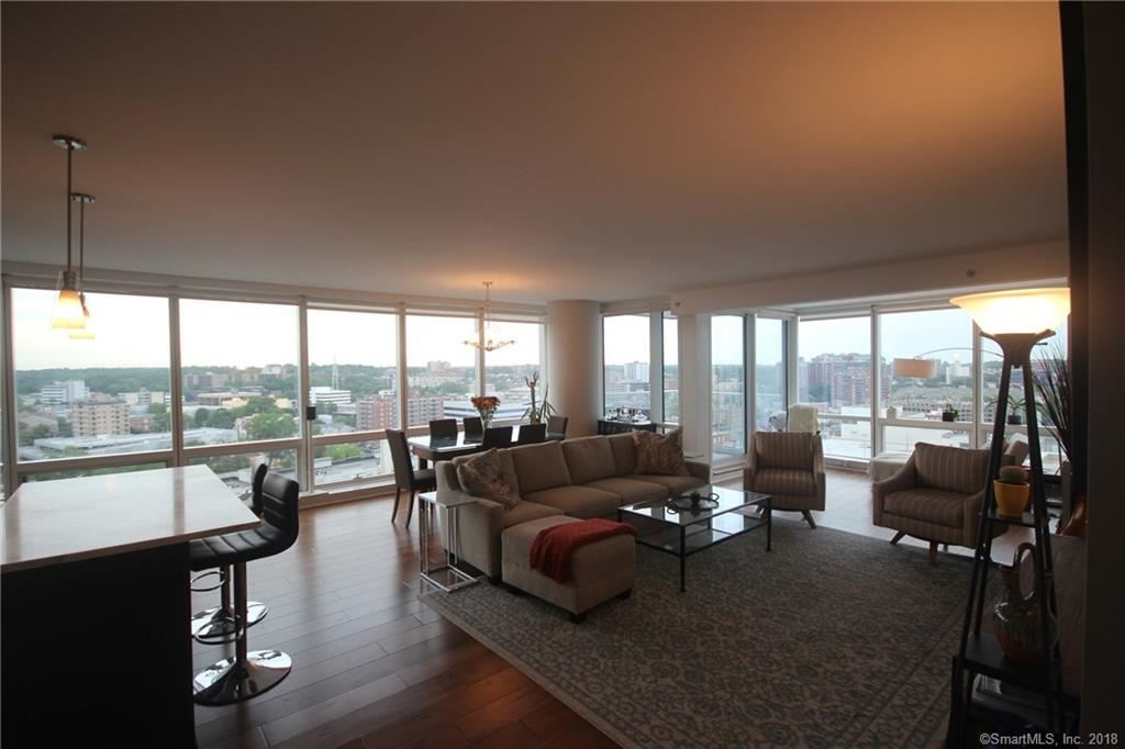 Photo for 1 Broad Street #15E, Stamford, CT 06901 (MLS # 170095321)