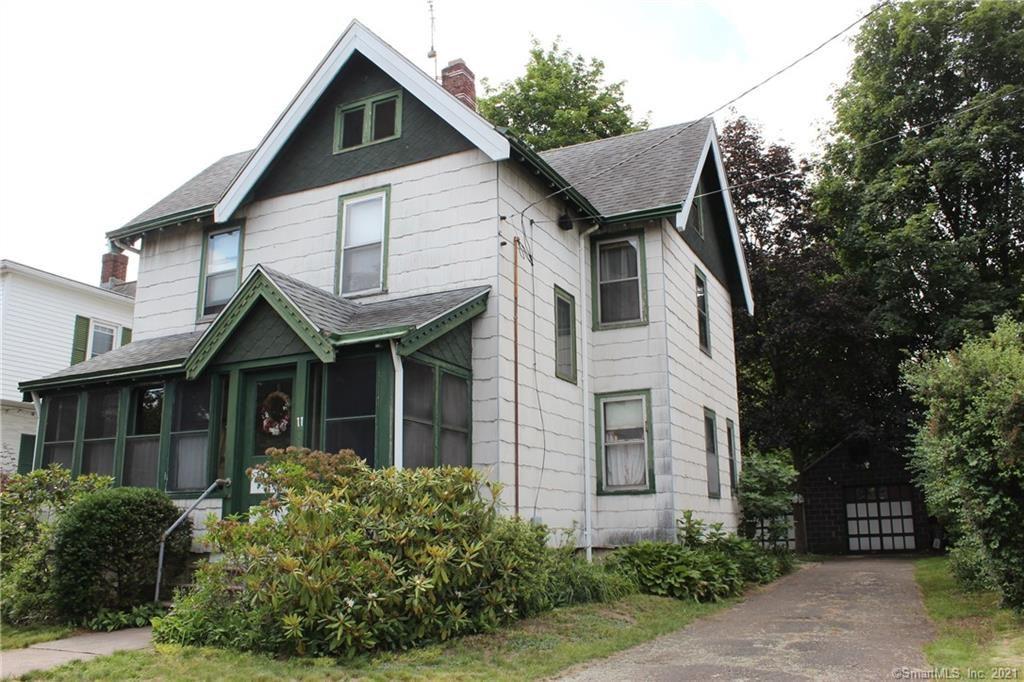 11 Woodbridge Avenue, East Hartford, CT 06108 - #: 170414321