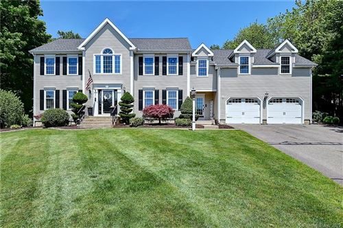 Photo of 210 Country Side Drive, Rocky Hill, CT 06067 (MLS # 170299325)