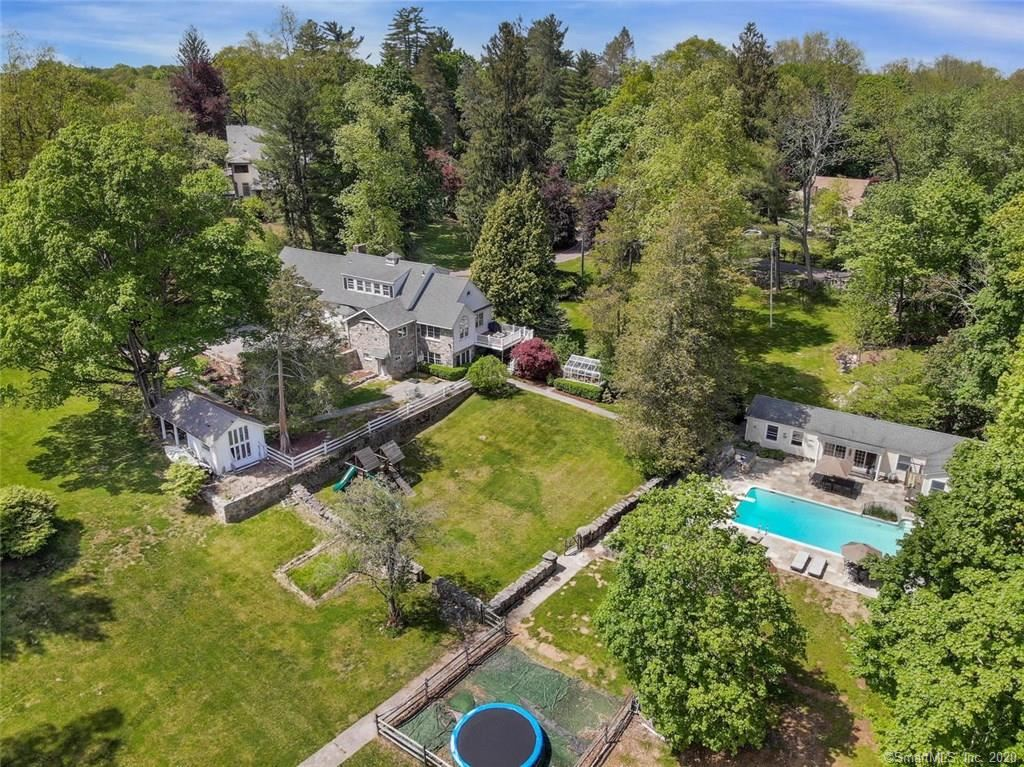 60 Hillcrest Park Road, Greenwich, CT 06870 - MLS#: 170285326