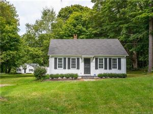 Photo of 22 Chestnut Hill Road, Litchfield, CT 06759 (MLS # 170234327)