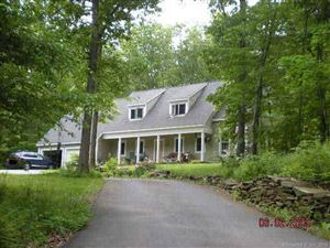 Photo of 109 Forest Road, Mansfield, CT 06268 (MLS # 170064329)