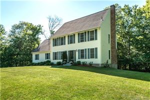 Photo of 305 Browns Road, Mansfield, CT 06268 (MLS # 170178329)
