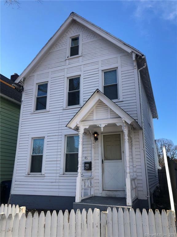 46 Greenwood Street, New Haven, CT 06519 - #: 170365329
