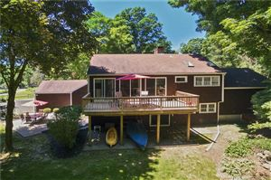 Photo of 161 Old Hyde Road, Weston, CT 06883 (MLS # 170120330)
