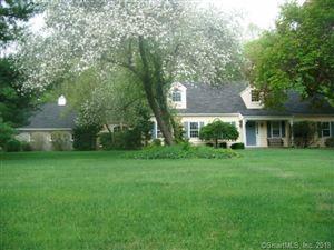 Photo of 9 Bonnie Brook Road, Westport, CT 06880 (MLS # 170073332)