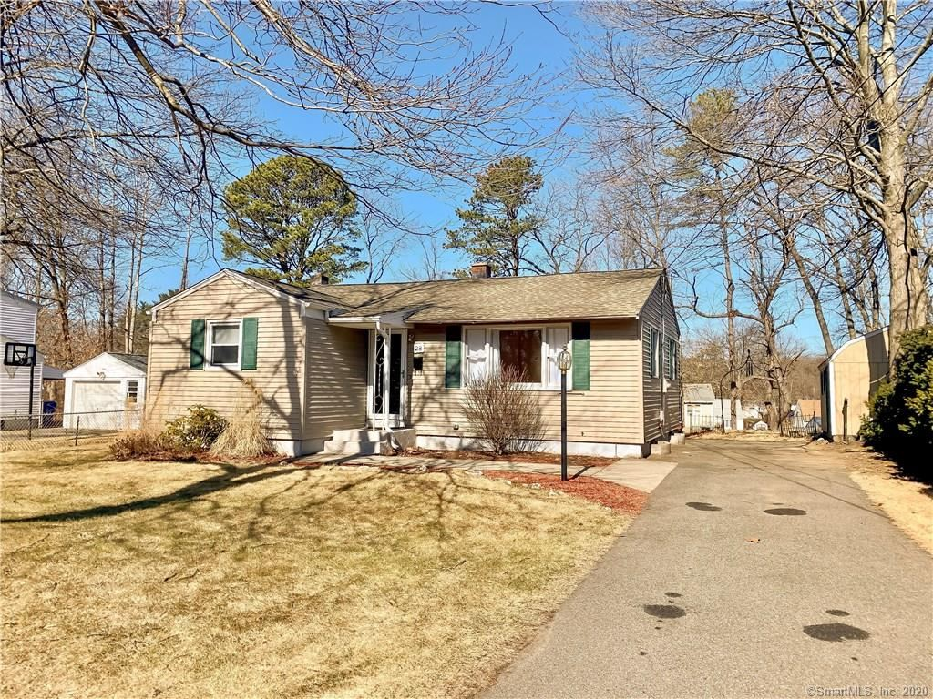 Photo of 28 Laurie Drive, Enfield, CT 06082 (MLS # 170274335)