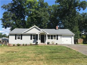 Photo of 280 Forest Drive, Wethersfield, CT 06109 (MLS # 170105336)