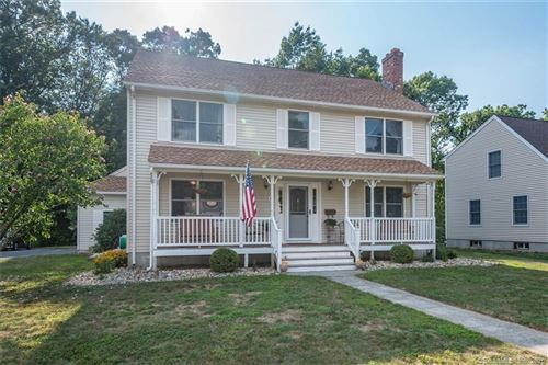 Photo of 6 Pinecrest Road, Enfield, CT 06082 (MLS # 170325336)