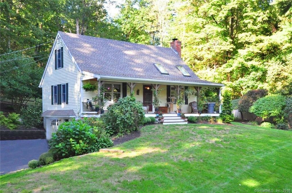 Photo for 8 Ratlum Mountain Road, Barkhamsted, CT 06063 (MLS # 170128336)