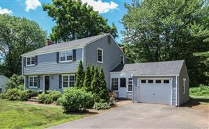 Photo of 187 Bell Street, Glastonbury, CT 06033 (MLS # 170097339)